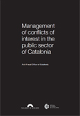 The management of conflicts of interest in the public sector of Catalonia